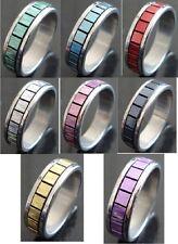 Edelstahl Ring Edelstahlringe Partnerschaftsring Freundschaftsring | 6mm breit