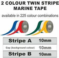 Larghezza 30 mm 24 M Rotolo 2 COLORI 2 a righe marine NASTRO Multi Colore stripinga 33Z33B33