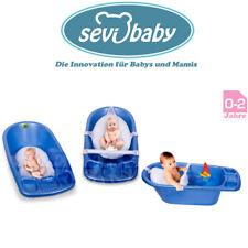 Baby BadeNetz Multi-Funktionales Waschnetz Badesitz Sevibaby Badewannensitz