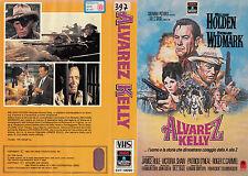 Alvarez Kelly (1966) VHS