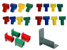 Schaukelverbinder Wandverbinder Rohrverbinder Spielturm Schaukel - 21 Varianten