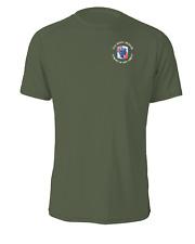 35th Signal Brigade Cotton Shirt-8003
