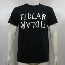 Authentic FIDLAR Band Flipped Name Logo Skate Punk T-Shirt S M L XL 2XL NEW