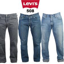 Levis 508 Jeans Tapered Leg Denim Vintage W28 W30 W32 W34 W36 W38 W40 Levi 508s