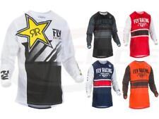 Fly Racing Kinetic Era Mesh Jersey MX/ATV/BMX/MTB Riding Gear Offroad Shirt '18