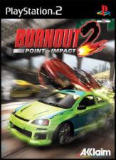 Play Station 2 Spiel PS2 Burnout 2 mit Anleitung guter Zustand + OVP