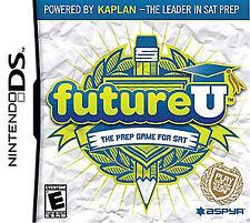 FutureU: The Prep Game for SAT (Nintendo DS, 2008) CART ONLY
