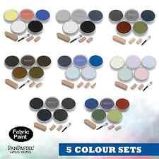 PanPastel 5 colours sets, portable, low dust, apply like paint