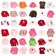 NWT GYMBOREE Baby Girl Kids Girl Fall/Winter LS Tee Top Hoodie