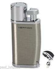 Vertigo by Lotus Rook Lighter Light Gun w/ Cigar Punch