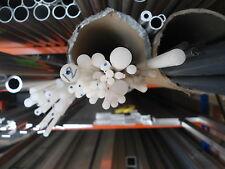 NYLON 66 Rod Natural White Engineering Nylon Billet Round Bar Bush Spacer Shim