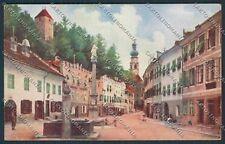 Bolzano cartolina B7300 SZG