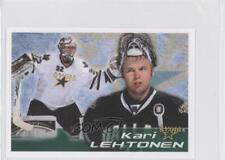 2011-12 Panini Album Stickers #242 Kari Lehtonen Dallas Stars Hockey Card