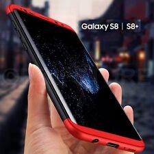 COVER Fronte Retro 360° Per Samsung Galaxy S7 EDGE S8 / S8 PLUS ORIGINALE ARMOR