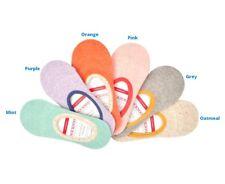 Premium Quality Cotton Womens Lady Low Cut No Show Invisible Fake Footsies Socks