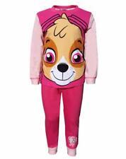 Girls Paw Patrol Novelty Pyjamas Skye Print Pyjama Sleepwear Pjs Age 1-6 Yrs