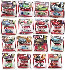 MATTEL Disney Pixar Cars Mondo di Cars
