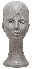 Neopor Styroporkopf Perückenkopf mit längerem Hals