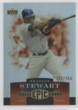2006 Upper Deck Epic #151 Shannon Stewart Minnesota Twins Baseball Card