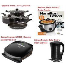 Home Appliances George Foreman Essential Home Cookware Hamilton Beach Bella Dorm