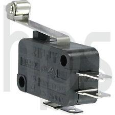 000Mikroschalter Microswitch Zippy 28x16x10mm 1A @ 250 V AC Rollenhebel (Metall)