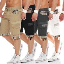 Geographical Norway Pantalones de Hombre Verano Bermudas Cortos Cargo