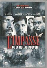 DVD ZONE 2--L'IMPASSE DE LA RUE AU POUVOIR--HERNANDEZ/VAN PEEBLES/GURMAN/P DIDDY