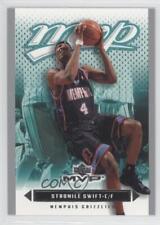 2003 Upper Deck MVP Silver #82 Stromile Swift Memphis Grizzlies Basketball Card