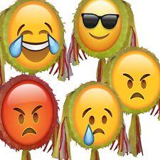 COOL Angry Emoji Pinata Smash fête d'anniversaire Smileys Smiley Moji Red Hot UK
