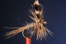 Fliegentom mouche sèche 3 pièces Adams
