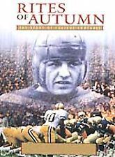 Rites of Autumn - Complete 10-Episode Series (DVD, 2002, 5-Disc Set) OOP HISTORY