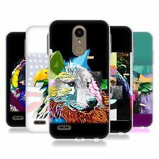 OFFICIAL MICHEL KECK ANIMAL COLLAGE SOFT GEL CASE FOR LG PHONES 1