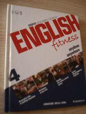 DVD + BOOK ENGLISH FITNESS N° 4 DIVERTITI AD ALLENARE IL TUO INGLESE