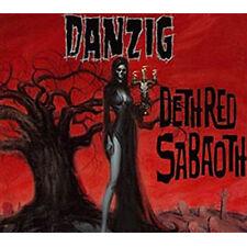 Danzig - Dethred Sabaoth - Aufkleber / Sticker - Neu - Misfits