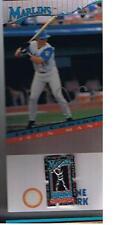 1994 Florida Marlins Stadium Giveway Pin Jeff Conine