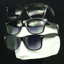 lot sunglasses wholesale frame retro vintage style men women lens new gray