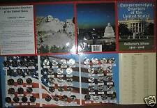 COMPLETE SET 50 BU State Quarters Collection DE to HI