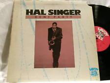 HAL SINGER Rent Party Mickey Baker Wynton Kelly LP