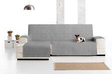 Funda de sofa reversible para sofa de1,2,3,4 plazas Eysa Mist sofa chais longue