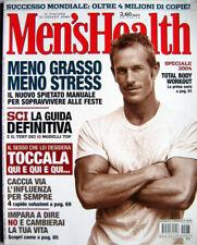 Men's Health-'04-Gianluca Genoni,Photo: Andrew Soule - January/February - n.37