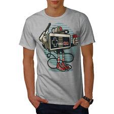 Gamer Retro Juego Camiseta Para Hombres Nuevo | wellcoda
