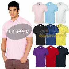 UNEEK T-shirt classique été actif à Manches Courtes Top UC301 Briquet Couleurs