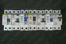 Wylex 80A 30mA  RCD RCCB WRS80/2 63A 30mA WRS63/2 80A 100mA WRM80/2- TESTED