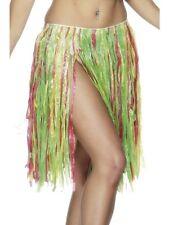 Disfraz de hawaiana para Luau Falda Hula Hierba playa party por Smiffys NUEVO