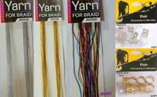 Magic String Braids Braiding Hair Deco Styling Thin Shimmer Hair Accessories NEW