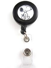 Snoopy Retractable Badge Holder
