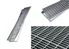 Griglie pedonabili griglia pedonabile telaio acciaio zincato coperchio chiusino
