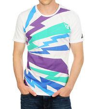 VSCT Clubwear Flash Arrow T-Shirt weiß Shirt Jersey Streifen Blitz white stripes