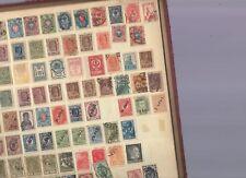 collezione3.257 francobolli europa da 1870 a 1950 album