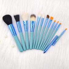 12Pcs Professional Makeup Brushes Set Face Eyebrow Kabuki Makeup Brushes Tools